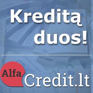 Greitas kreditas - greitieji kreditai